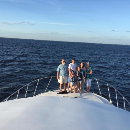 Diamond Charter Cruise