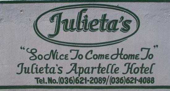 Julieta's Apartelle