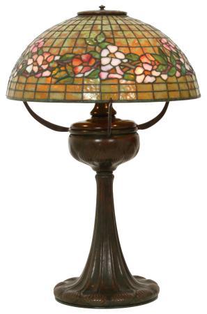 Pittsfield, MA: Lighting by Tiffany, Handel, Duffner & Kimberly, Pairpoint, Williamson etc.