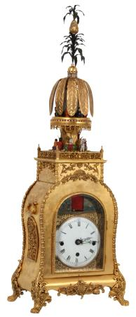 Pittsfield, MA: Rare two sided Chinese clock fetched $332,750.00