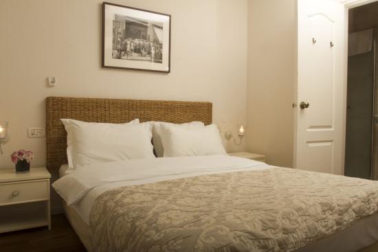 Dizengoff Suites: duplex suite