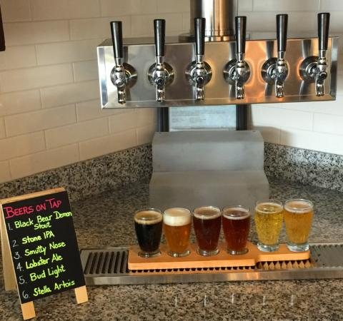 Hilton Garden Inn Auburn Riverwatch: NEW Glycol Tap System!