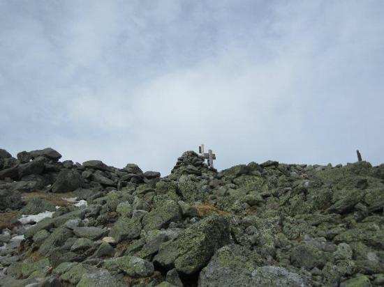 Mount Washington, Nueva Hampshire: a sight for sore eyes...