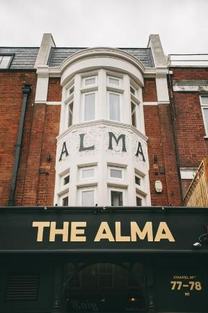 The Alma Rooms