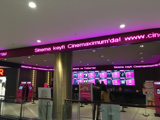 Cinemaximum İstinye Park