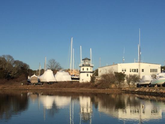 MOCEAN OUTPOST at Kingman Yacht Center