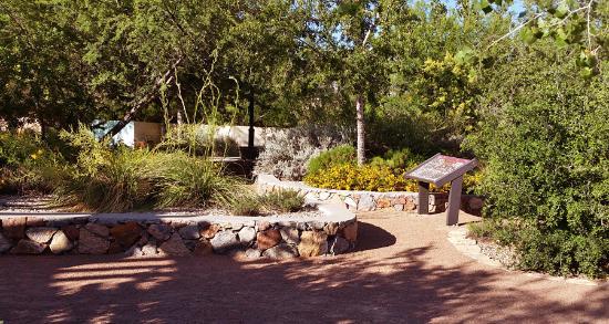 Superb Keystone Heritage Park And Botanical Gardens: Inside The Desert Botanical  Garden At Keystone