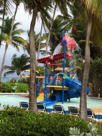 wyndham garden at palmas del mar this is the childrens pool area at the beach - Wyndham Garden Palmas Del Mar