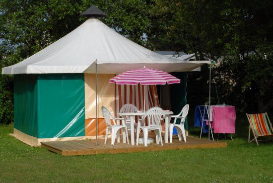 Camping Etang du Dordu
