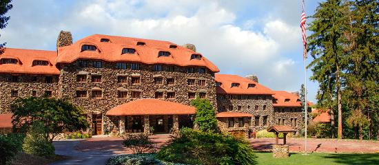 The Omni Grove Park Inn