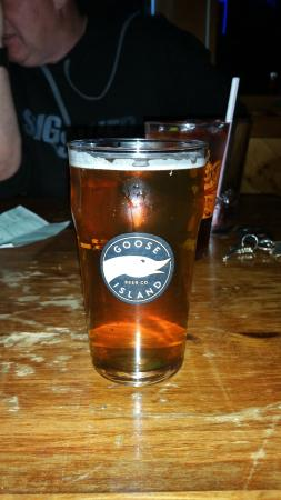 Cambridge, estado de Nueva York: Goose Island IPA