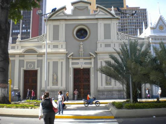 Resultado de imagen para iglesia de san francisco caracas