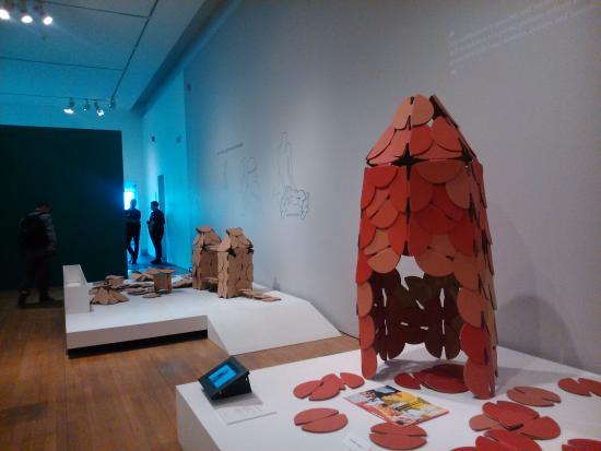the Design Museum: Exposição sobre brinquedos infantis