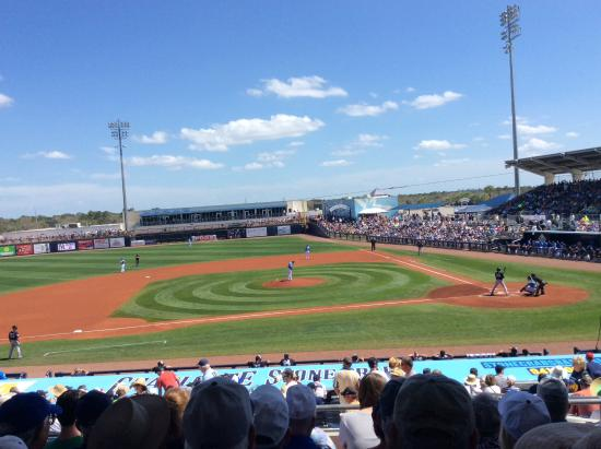 Florida Auto Exchange Stadium - Dunedin Blue Jays