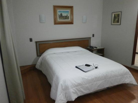 Hotel Continental: habitación
