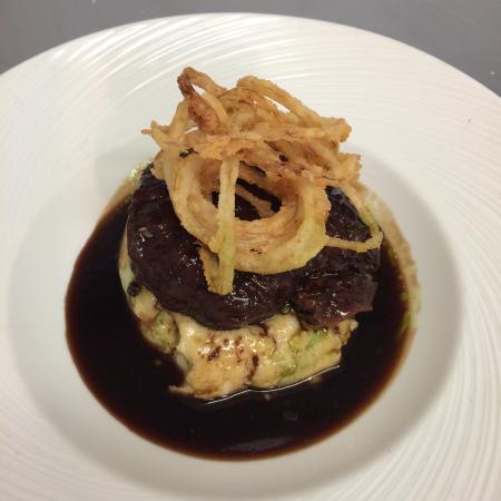 Peppercorn Restaurant: Amazing slow braised beef cheek