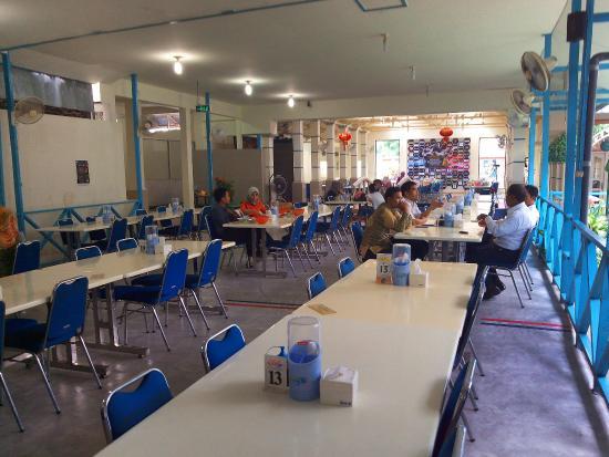 Review Of Depot Sari Patin Banjarmasin Indonesia