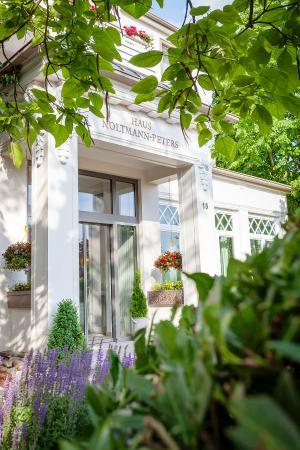 Hotel Noltmann-Peters: Haupteingang