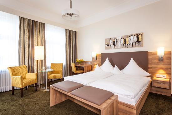 Hotel Noltmann-Peters: Doppelzimmer