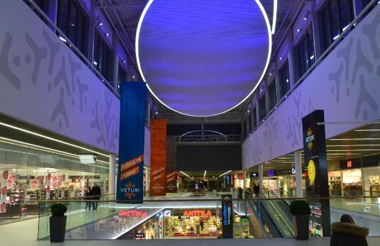 Shopping Center Veturi