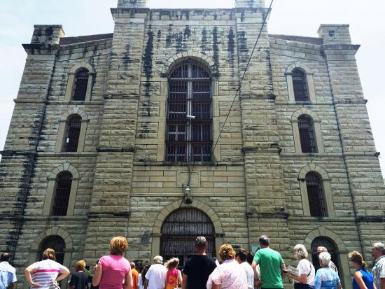 history tour at the missouri state penitentiary picture of rh tripadvisor ie