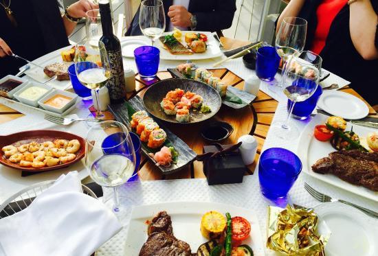 Lunch picture of sea grill marbella tripadvisor - Sea grill marbella ...