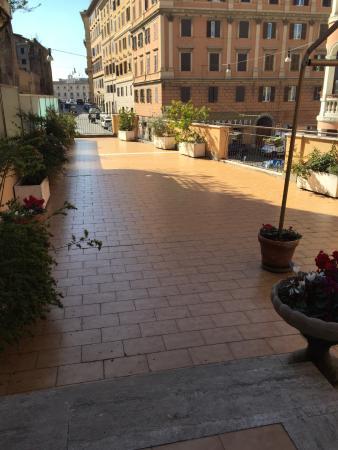 Le Terrazze di San Giovanni: terrazza della camera
