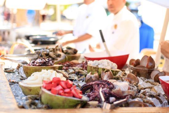Friendly Vallarta All Inclusive Family Resort : Sea Food