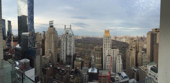 le parker meridien new york new york city hotel. Black Bedroom Furniture Sets. Home Design Ideas