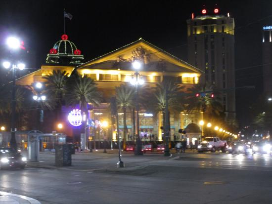 Harrah's Casino New Orleans