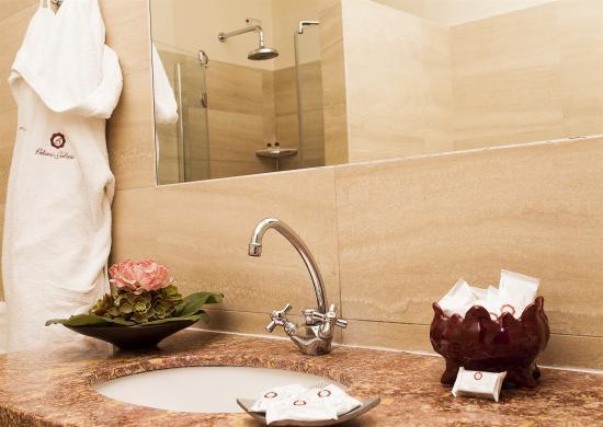 Palazzo Galletti : Bathroom Detail