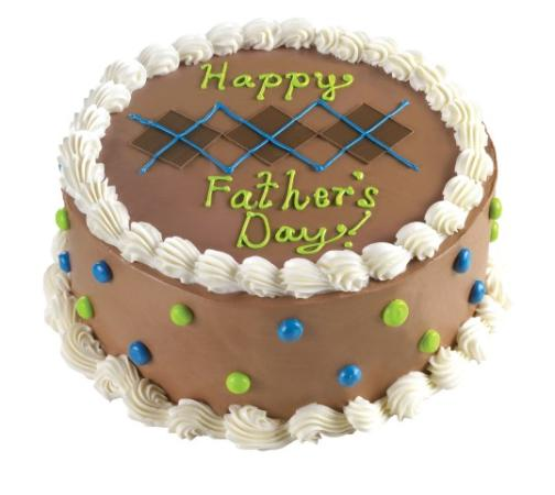 Maggie Moo S Ice Cream And Treatery Father Day Cake