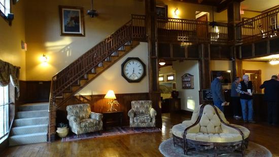 Lajitas Golf Resort Spa Badlands Hotel Lobby