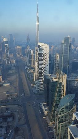 burj khalifa view picture of jw marriott marquis hotel dubai rh tripadvisor co uk
