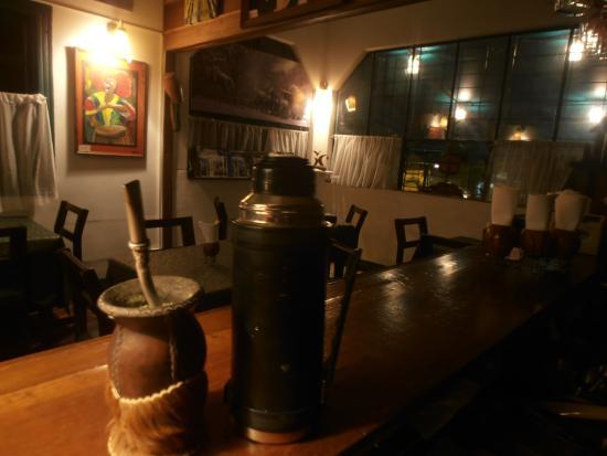 """Sabanilla, كوستاريكا: El famoso """"Mate"""". Se puede probar y te enseñan a prepararlo."""