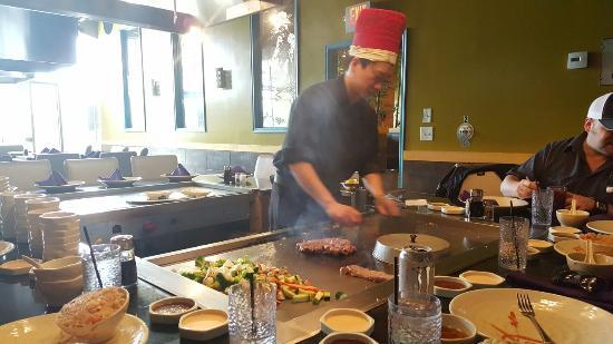 Lakeville, MN: sawa japan steakhouse sushi