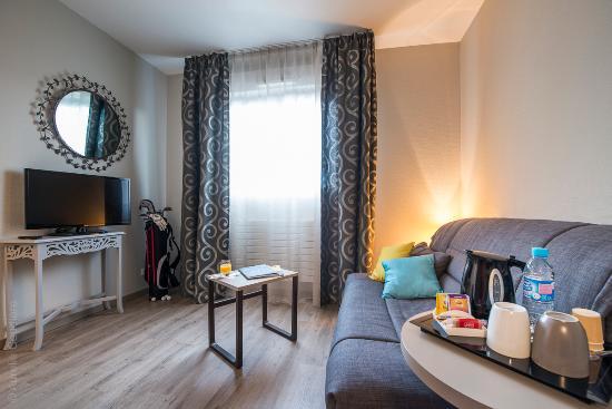Atlantys Hotel : cosy