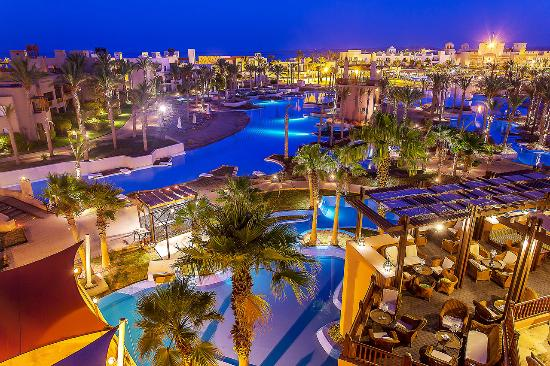 Hotel Red Sea Port Ghalib Resort