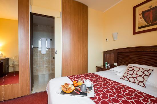 Atlantys Hotel : chambre standard