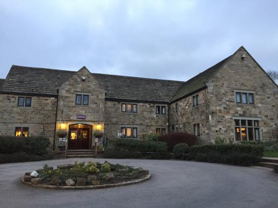 The Bar & Brasserie at Tankersley Manor: Excellent food here! Scallops & black pudding were my fav!