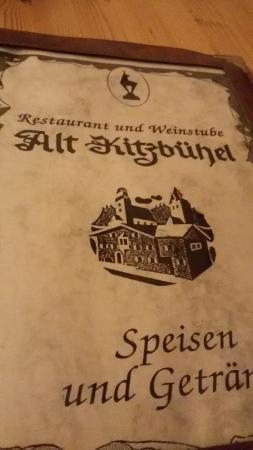 Restaurant Alt Kitzbuhel
