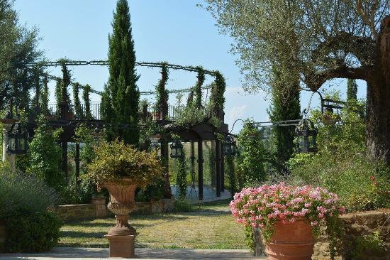 Montespertoli, Italy: Tenuta Corbinaia