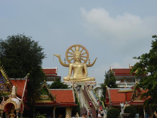 Bophut, Thailand: Big Budda