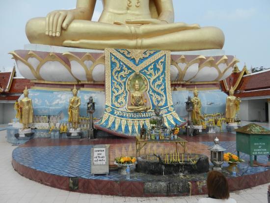 Bophut, Thailand: Particolare