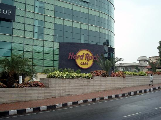 Photo of American Restaurant Hard Rock Cafe at Gvk Shopping Centre, Hyderabad, India