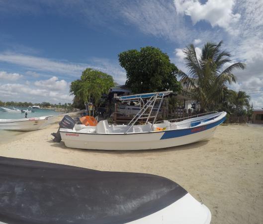 Petite plage à Bayahibe