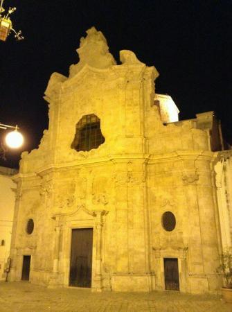 Putignano, Włochy: Chiesa di Santa Maria La Greca