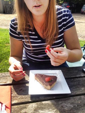 Barham, UK: Dessert