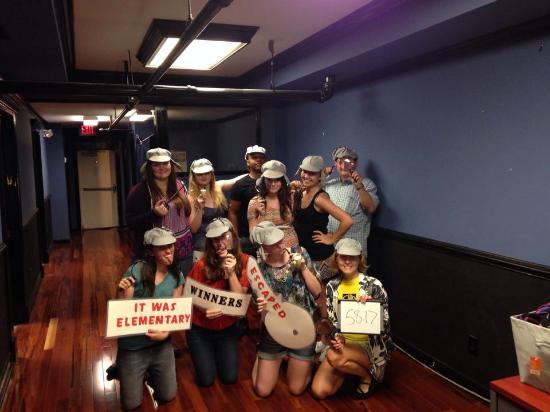The Great Escape Room Orlando 7