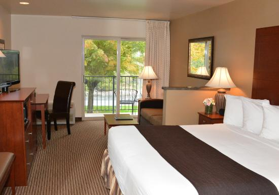 Oxford Suites Yakima: Suite